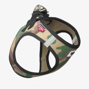 Curli Softgeschirr Vest Air-Mesh Camo