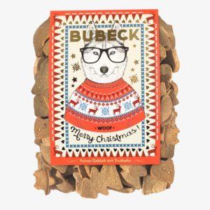 Bubeck Hundekekse Mitbringsel Weihnachten 2019 1