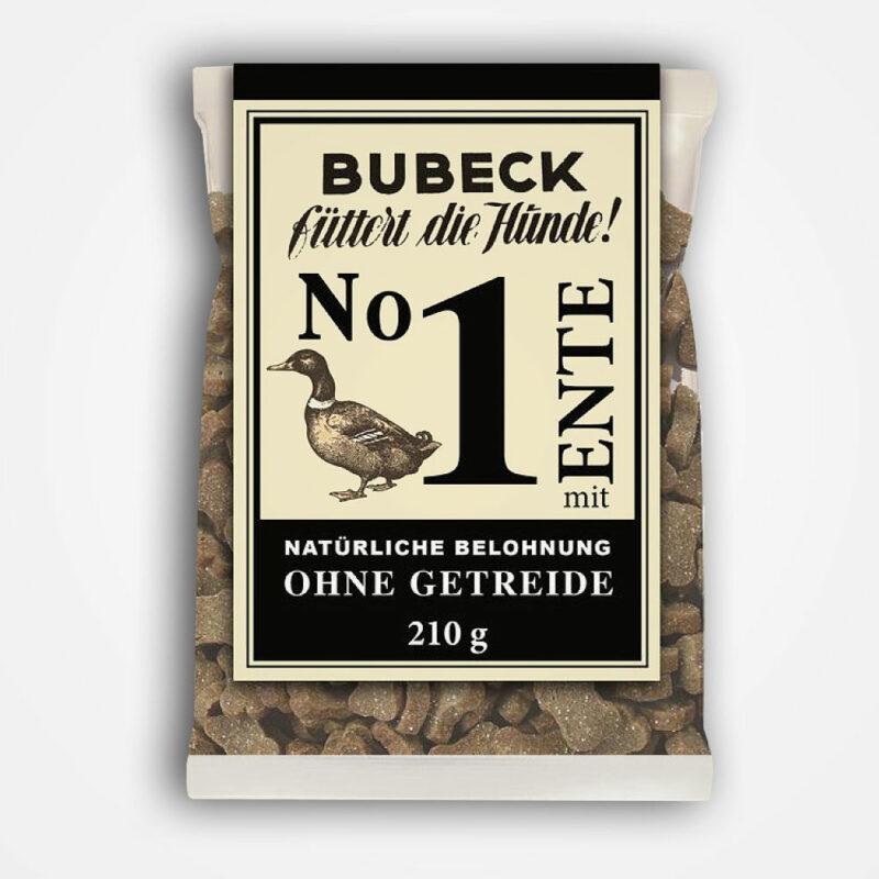 hundesnack-bubeck-no1-ente