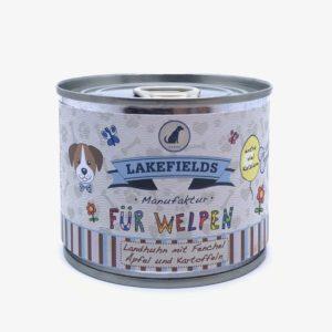 lakefields-welpenfutter-landhuhn