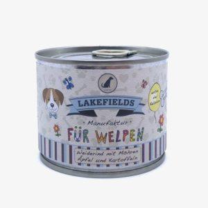 lakefields-welpenfutter-weiderind