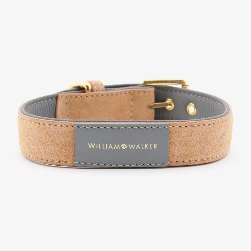 William Walker Hundehalsband Coral Sea Salt LE 2
