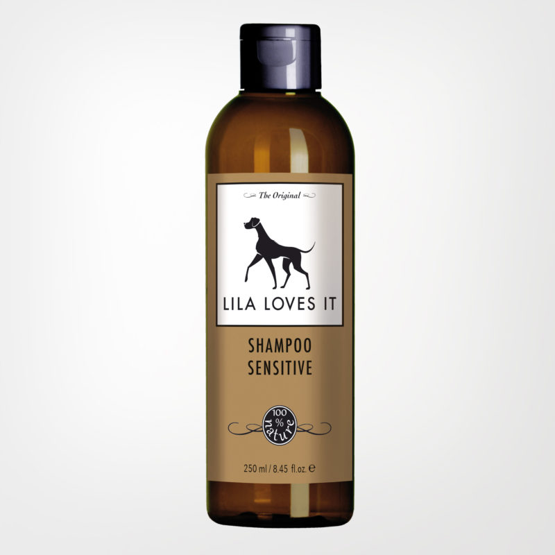 LILA LOVES IT Hundeshampoo Sensitive