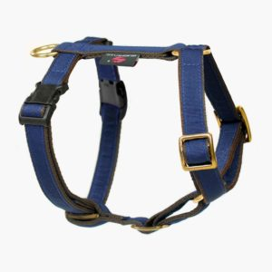 Suchtrupp Hundegeschirr Golden Dark Blue