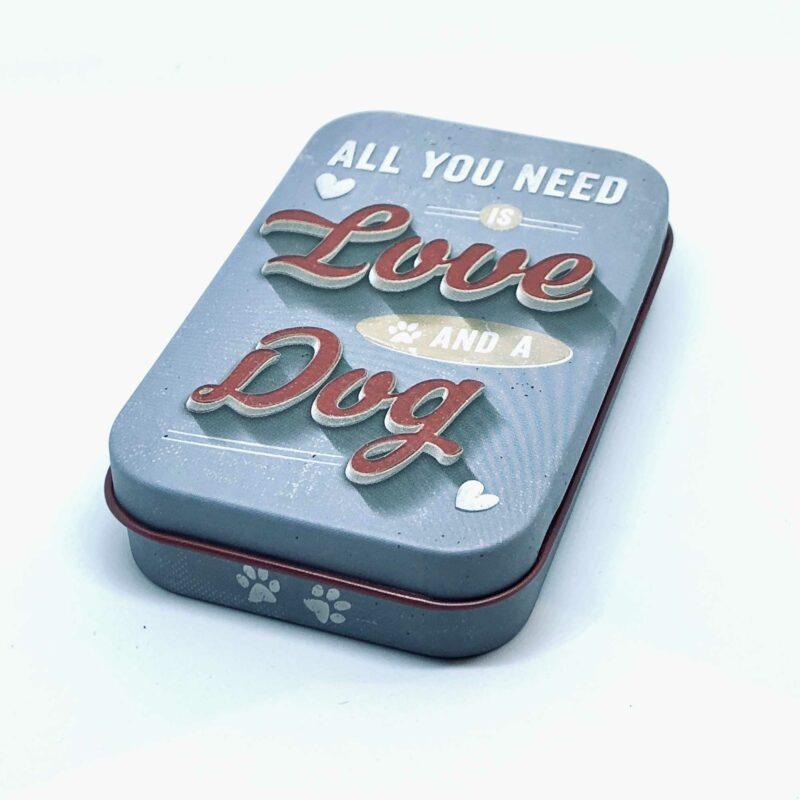 pfotenschild-leckerlidose-love-dog